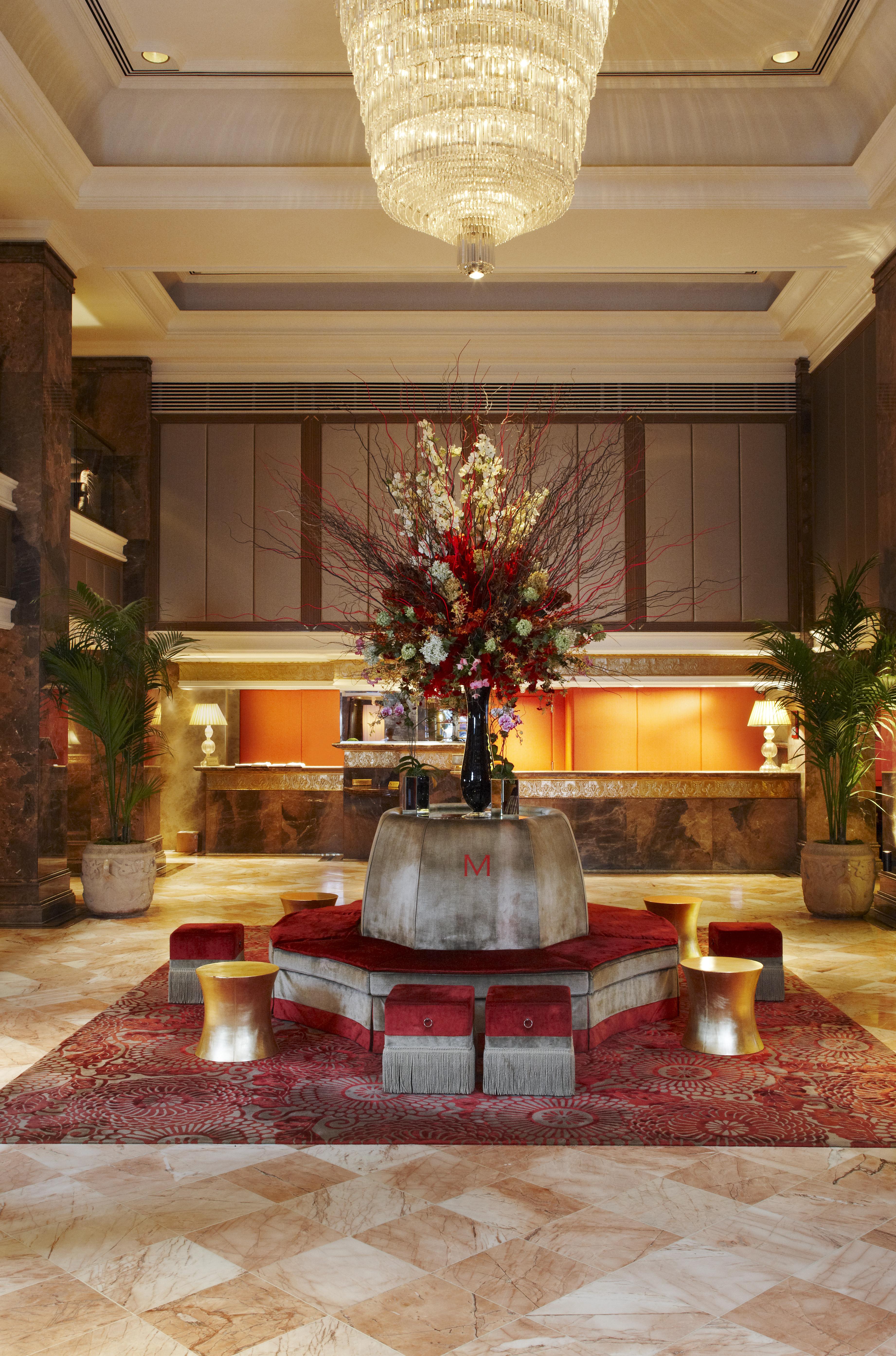 Michelangelo Hotel Nyc Restaurant