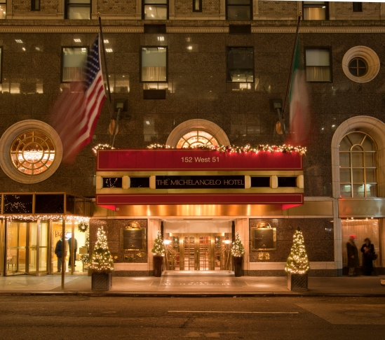 The Michelangelo Hotel NYC