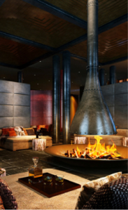 Chedi luxury Andermatt
