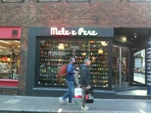 MeleePere, Brewer Street