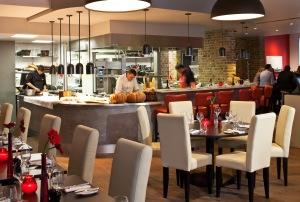 The Brigade restaurant