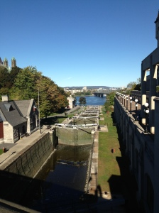 Ottawa River and Rideau Canal