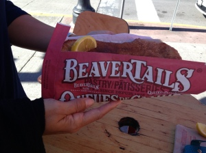Beavertails Pastry at Byward Market