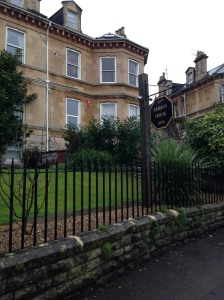 Luxury B & B  Dorian House, in Bath