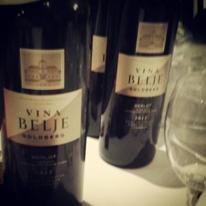 Award winning Croatian wines